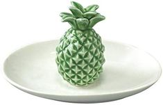 SPICE OF LIFE 皿 アクセサリー トレイ Symbol of Resort パイナップル 15×7.5×10.5cm XDLN2150