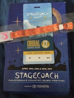#tickets Stagecoach C2 Reserved Seating (1 ticket Remaining) please retweet
