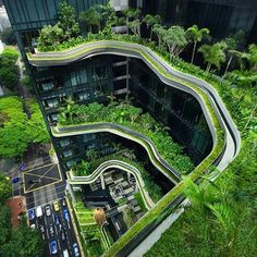 Parkroyal Garden in Singapore