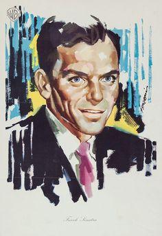 Frank Sinatra, Oceans 11, 1961
