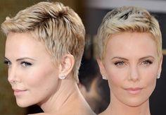 """""""Pixie"""" Kısa Saç Trendi"""