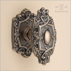 Superbe Aurelia Door Knob   Antique Bronze   Handcrafted By Master Artisans Of  Baltica Hardware In Europe   Custom Door Hardware  Luxury Door Hardware ...