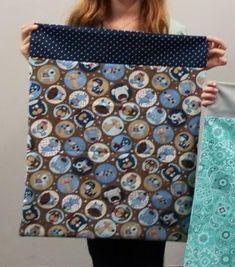 Free Sewing Pattern: Pillow Case