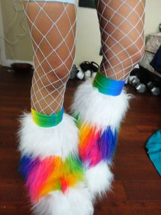 Our custom Indyglo #Fluffies!