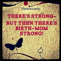 My story as a birthmom