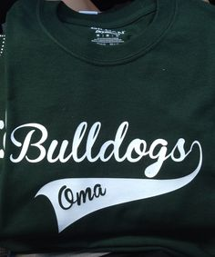 Team shirt-oma by TexasSpecialtees on Etsy