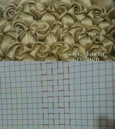Smocking  Looks like roses