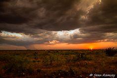 Sunset Photography Landscape Photography 8 by SouthernPlainsPhoto, $25.00