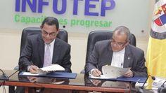 El INFOTEP y la PUCMM se unen para capacitar personas en región Norte
