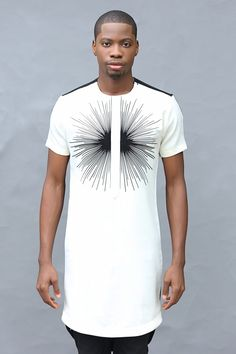"""A Look at Nigerian Fashion Label FemyToys Rain/Harmattan 2015 Collection tagged """"Geometry by Toys"""" - African Dresses Men, African Clothing For Men, African Attire, African Wear, African Style, African Print Shirt, African Shirts, Nigerian Men Fashion, African Men Fashion"""