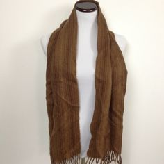 Nice Baby Alpaca Scarf In great shape! Smoke free home! Accessories Scarves & Wraps
