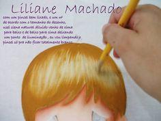 Panos e Encantos : PAP - por Liliane Machado
