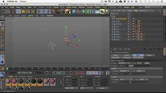 피봇으로 모션클립위치 변경하기 pivot, motion clip