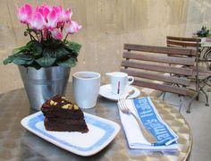 Teatime at Jamie's Italian Deli at Milsom Place.