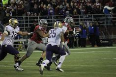 The Play. The Kick. Inside the Apple Cup game-winning kick and Toni Pole's overtime interception.        Go Cougs!