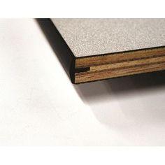 Maywood Furniture Standard Series Gathering Table Edge: Vinyl Flush Edge (VFE)