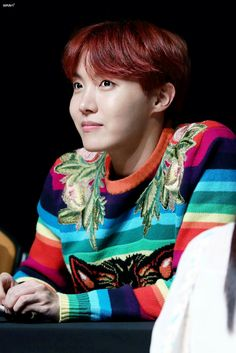 [170930] Jhope 'LOVE YOURSELF 承 Her' Myeongdong Fansign