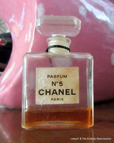 e5f48b16103c7c Collectible Commercial Perfume Bottles & Tins | eBay. Chanel No 5Cosmetics  & PerfumeVintage ChanelPerfume BottlesFragrancePerfume Bottle