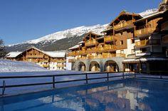 Ski pas cher à la Résidence Les Alpages de Val Cenis