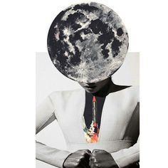 Moon . 131/365 * #art #print #illustration #ilustracion #vscocam #vsco #collages #collageart #collagecollectiveco #instadaily #instacollage #picoftheday #photooftheday #popart #love #nature #landscape #retro #vintage #instadaily #instagram #edit #retrica #artwork #artdesign #pic  #picture #design  #girl #colorful