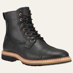 Timberland | Men's West Haven Side-Zip Boots
