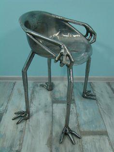 """Krzesło """"Machinarium"""" - GunkaDESIGN - Krzesła"""