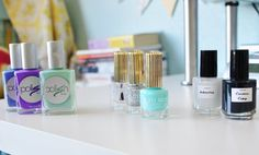 3 Indie Nail Polishes Worth Your Dinero