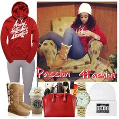 Passion 4Fashion: I Never Felt Nothing In The World Like This Before by shygurl1 on Polyvore featuring polyvore fashion style Schiesser UGG Australia Givenchy MARC BY MARC JACOBS Brian Lichtenberg Superdry Tom Ford Nicki Minaj OPI The Wet Brush GHD
