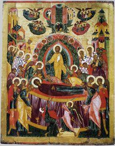 Икона Успение Богородицы Пресвятой.