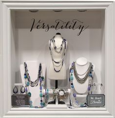Cobalt blue is IN for Fall, making the new True Blue & Gemma necklaces a must-have!  Looks great mixed with Blue Lagoon & Mainstream.  #premierdesigns