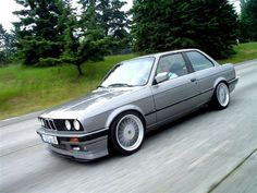 E30 328i - Alpina wheels