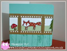 Stampin' Up! Life in the Forest On Film