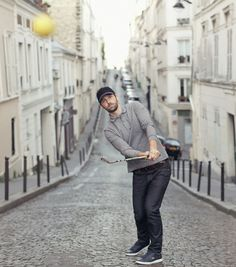 Discover the story of #StreetGolfer #Skoyp on www.Lacoste.com