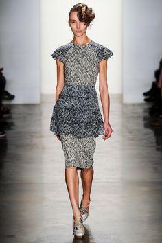 Alexandre Herchcovitch Spring 2014 // red carpet prediction: kate bosworth