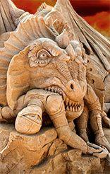 Hundested Sand Sculpture