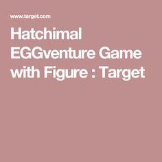 Hatchimal EGGventure Game with Figure : Target