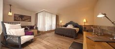 Suite Mountain, 40 m² Design Hotel, Superior Hotel, Hotels, Bed, Room, Mountain, Furniture, Home Decor, Homes