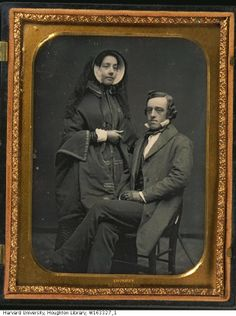 (c. 1843-53) Residents or Visitors - New York City, NY