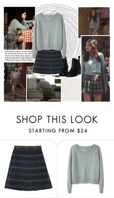 """""""Liv Tyler in Empire Records- Corey Mason"""" by mayjailor ❤ liked on Polyvore featuring French Toast, Acne Studios, soft, grunge, 90s, livtyler and EmpireRecords"""
