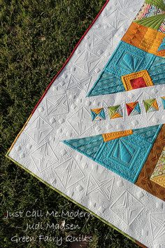 Love the border quilting