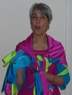 #HAAwards - Best in Show: Blog - Donna is a well respected and very creative voice in Dance/Movement Therapy work with older persons with Dementia.     Her blog is updated constantly and she always shares relevant information for practitioners, clients, family members or the care team.    Her work is very inspiring and she is a voice that you remember as a very articulate and insightful advocate for our profession.