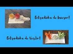 Como servir entradinhas de um jeito diferente #Clubedacasa - YouTube