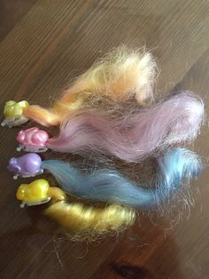 Minicouettes Pixie Tails De La Collection Dame Boucleline Lady Lovely Locks | eBay