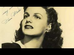 Ilene Woods - So This Is Love (Cinderella's Song) First Dance.... oh my.