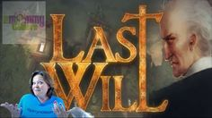 Last Will released on Steam August 29th, 2016 and Marcia played through a bit of this game for the first time. Did she love this spooky adventure through a creepy old mansion? Or did she rage quit before she finished the first episode? You'll have to watch and see! Subscribe to our YouTube channel …