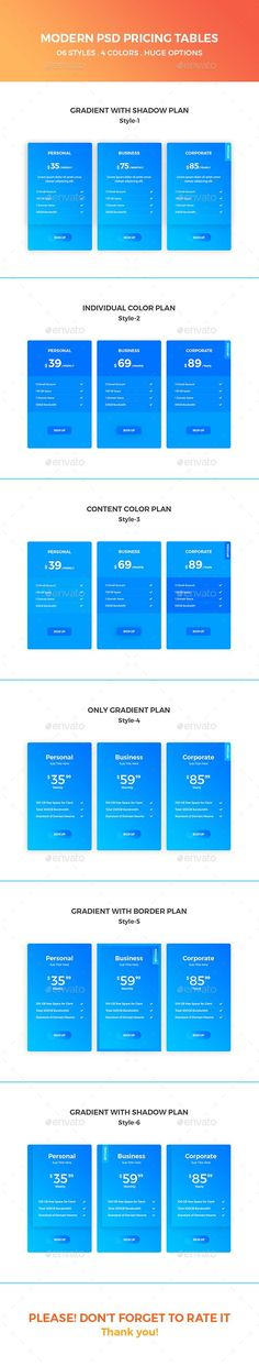 Buy Modern PSD Pricing Tables by themesroot on GraphicRiver. Table Template, Pricing Table, Google Fonts, Web Design, Graphic Design, Games For Teens, Information Graphics, Vector Shapes, Business Planning