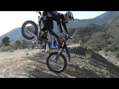 Awesome Dirt Bike Riding Skills - Graham Jarvis - #awesome #dirtbike #riding #skills