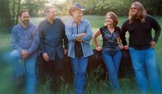 The Steeldrivers (sure do wish they'd get back together!)