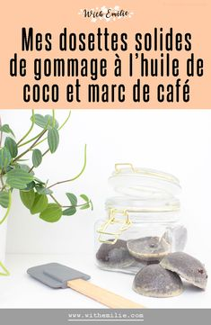 Homemade Coffee and Coconut Oil Solid Scrub Cellulite Oil, Japanese Face, Avocado Mask, Beauty Hacks Nails, Coconut Benefits, Natural Lifestyle, Peeling, Diy Beauty, Coconut Oil
