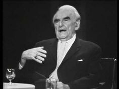 Panel Discussion with Richard Neutra (German) - YouTube